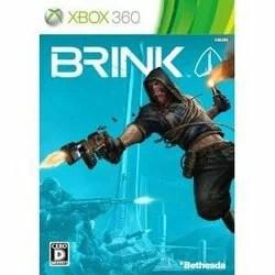 [メール便OK]【中古】【Xbox360】BRINK(ブリンク)【RCP】[お取寄せ品]