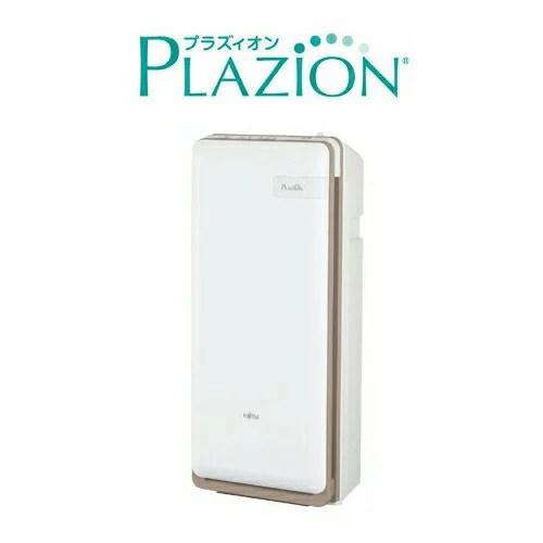 富士通ゼネラル 集じん機能付脱臭機 プラズィオン(PLAZION) HDS-302G ホワイト 『プラジオン』