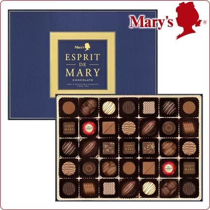 メリーチョコレート エスプリ ド メリー 35個入 チョコレート お菓子 詰め合わせ 洋菓子 ギフト プレゼント スイーツ 2019