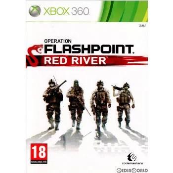 【中古】[Xbox360]OPERATION FLASHPOINT:RED RIVER(オペレーション フラッシュポイント レッドリバー)(欧州版)(20110421)