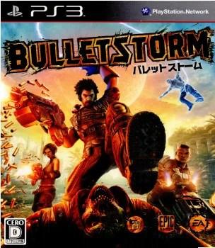【中古】[PS3]バレットストーム(Bulletstorm)(20110224)
