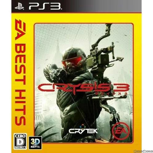 【中古】[PS3]EA BEST HITS クライシス 3(CRYSIS3)(BLJM-61143)(20131212)