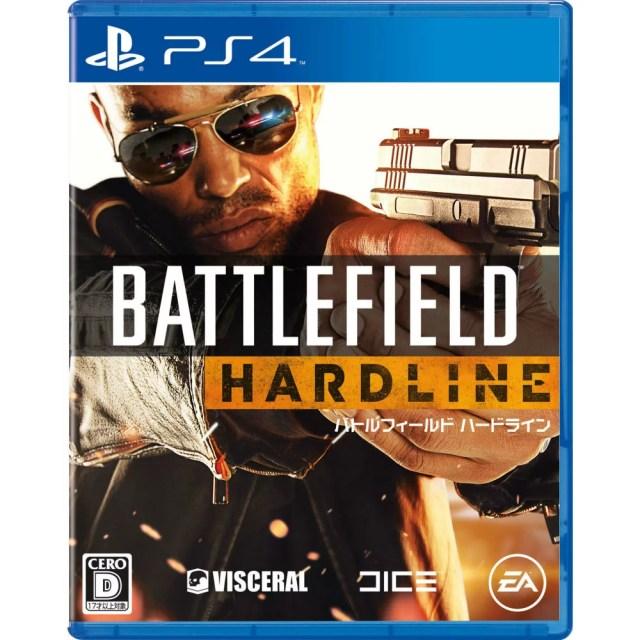 【中古】【表紙説明書なし】[PS4]バトルフィールド ハードライン(BATTLEFIELD HARDLINE)(20150319)