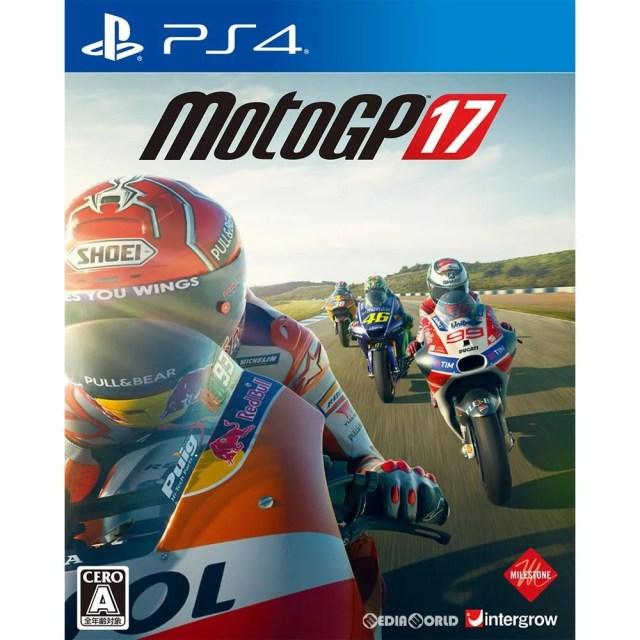 【中古】[PS4]MotoGP 17(モトGP17)(20170928)