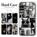 【スーパーSALE50%OFF】 ブラウン イエロー キャット フォト 猫 ファッション iPhoneSE iPhone……