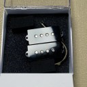 LOLLAR PICKUPS/Precision Bass Split-coil Pickups (Black) 【お取り寄せ商品】【送料無料】