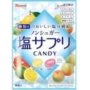 カンロ ノンシュガー塩サプリキャンディ 70g×6袋 ノンシュガー塩飴 熱中症対策に