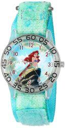 ディズニー Disney 子供用 腕時計 キッズ ウォッチ ホワイト W002910 送料無料
