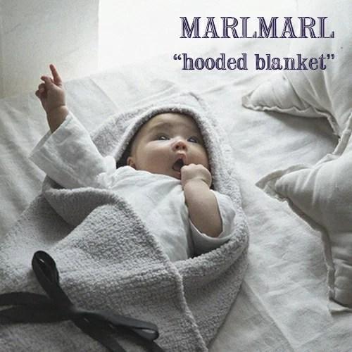 【全3色】MARLMARL マールマール:フードブランケット【ラッピング.のし.メッセージ無料】ブランケット/フ...