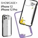 写真やメモが挟めるケース ポケットモンスター iPhone12 iPhone 12 pro ハードケース クリア i……
