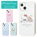 サンリオ ソフトケース iPhone 13 mini ケース スマホケース iPhone12 mini ハローキティ マイ……