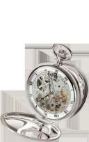 アエロ懐中時計 Pocket Watches Skeleton 57819 AA01 [送料無料]
