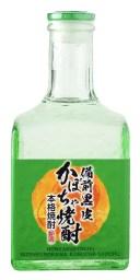 本格焼酎 備前黒皮 かぼちゃ焼酎 300ml【宮下酒造】