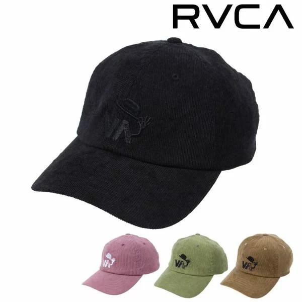 RVCA(ルーカ)のキャップおすすめ4選!メンズ・レディース向けなど