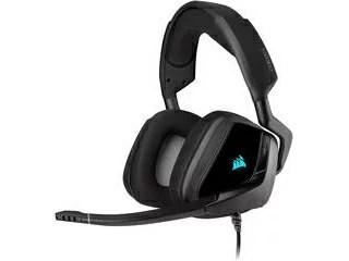 CORSAIR/コルセア ゲーミングヘッドセット VOID RGB ELITE USB -Carbon- CA-9011203-AP ブラック
