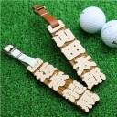 ゴルフ ネームプレート ネームタグ ≪激厚ひのき・ゴルフタグ