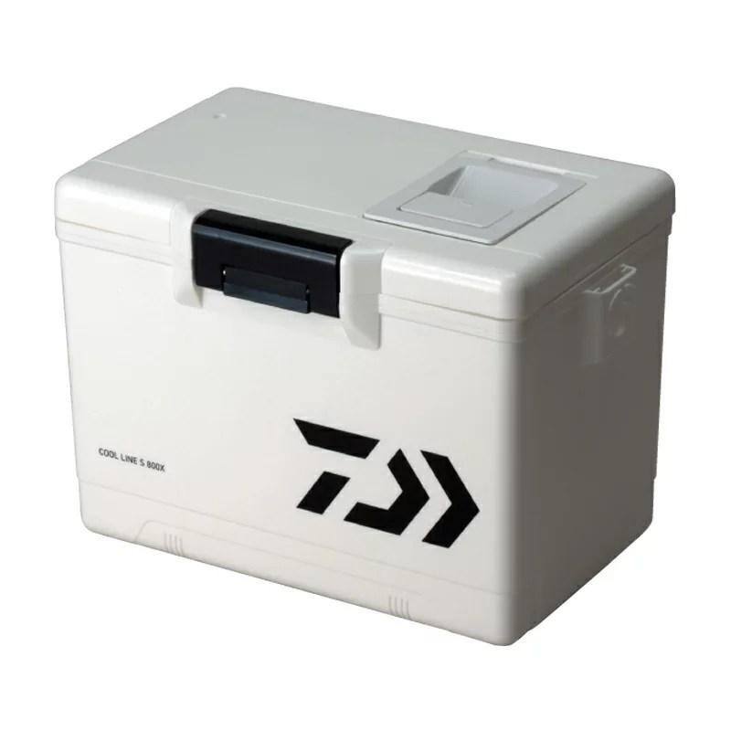 ダイワ(Daiwa) クールライン S 600X 6L ホワイト 03132386【あす楽対応】