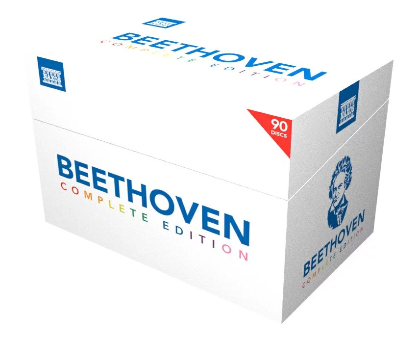 ベートーヴェン 作品全集(90CD)