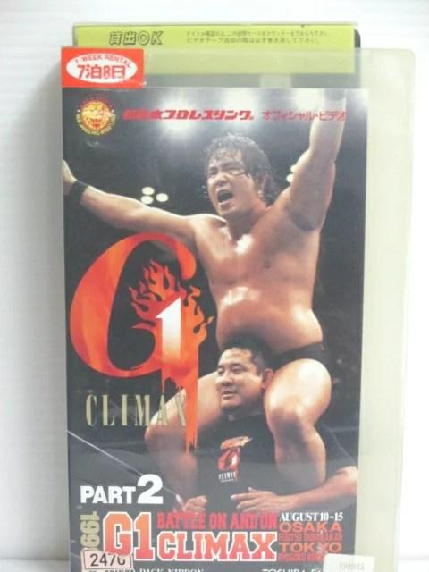 r1_74812 【中古】【VHSビデオ】'99 G1クライ
