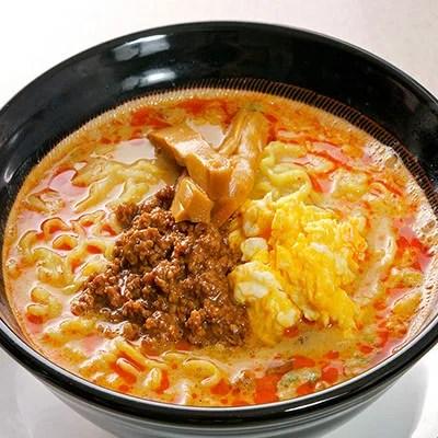 【冷蔵】ストレートスープ「担々麺 味比べセット」 ファミリーレストラン123 秋