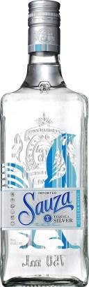 12本まで送料1本分北海道、沖縄と周辺離島は除きます。ヤマト運輸サウザ シルバースピリッツテキーラ750ml瓶アルコール40%メキシコ