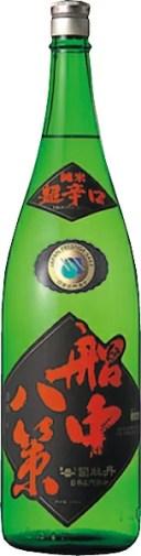 司牡丹「船中八策」超辛口純米酒」1.8L