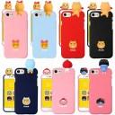 [KAKAO Friends Mascot case カカオフレンズ マスコット ケース] スマホケース iPhone X XS XR……
