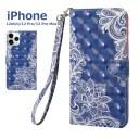 \保護フィルム付き/ iphone12 ケース 手帳型 おしゃれ 3D立体的デザイン 手帳型iphoneケース……