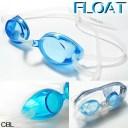 【在庫最終処分】FLOAT(フロート) スイミングゴーグル FTG-0711 ソフトケース付き