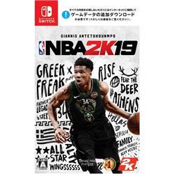 【新品/在庫あり】[ニンテンドースイッチ ソフト] NBA 2K19 [HAC-P-AQNYA] *予約特典付
