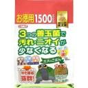 【通販限定/新品/取寄品/代引不可】コメット カメのごはん 納豆菌 1.5kg