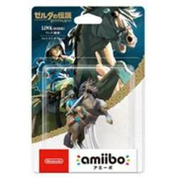 【新品/在庫あり】amiibo リンク(騎乗)【ブレス オブ ザ ワイルド】 (ゼルダの伝説シリーズ) [NVL-C-AKAL]