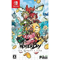 [04月19日発売予約][ニンテンドースイッチ ソフト] Wonder Boy: The Dragon's Trap [HAC-P-ABTCE] *購入特典付