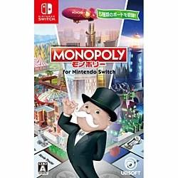 【新品/取寄品】[ニンテンドースイッチ ソフト] モノポリーfor Nintendo Switch [HAC-P-ADQPA]
