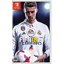 【新品/取寄品】[ニンテンドースイッチ ソフト] FIFA 18 [HAC-P-ADCEA]