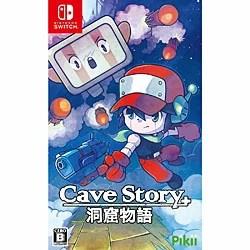 【新品/在庫あり】[ニンテンドースイッチ ソフト] Cave Story+ [HAC-P-AB92C] *初回封入特典付