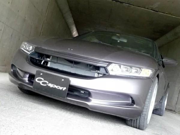 S660   フロントバンパー【シーシースポーツ】S660 JW フロントバンパーaura