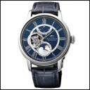 オリエントスター ムーンフェイズ自動巻き 手巻き 時計 メンズ 腕時計 RK-AM0002L