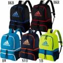 ボール用デイパック【adidas】アディダス ボールケース・リュック18SS(ADP27BKB/BKR/BW/NVO/YB)*27