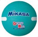 ドッジ1号 ゴム【MIKASA】ミカサハントドッチ11FW mikasa(D1W)*25