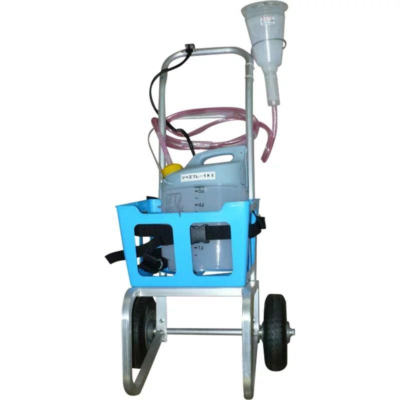 【おすすめ】ブドウのジベ処理が少人数・時間短縮になる便利道具·機械の一覧 125