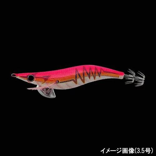 ヤマリア エギ王Q LIVEサーチ 3.0号 B03BPK(ピンク/金テープ)【re1604c06】