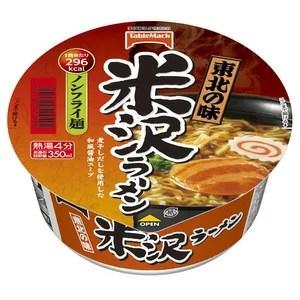 テーブルマーク 東北の味 米沢ラーメン 103g×12入 - 菓子の新商品はポイポイマーケット