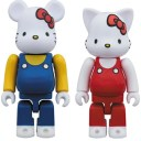 BE@RBRICK & NY@BRICK HELLO KITTY セット