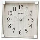 セイコー 電波置き時計 「スタンダード」 BZ237A(グレ