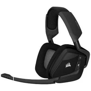 コルセア ワイヤレスゲーミングヘッドセット VOID PRO RGB Wireless Carbon CA?9011152?AP ブラック