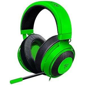 RAZER 有線ゲーミングヘッドセット Kraken Pro V2 Green Oval RZ04?02050600?R3M1
