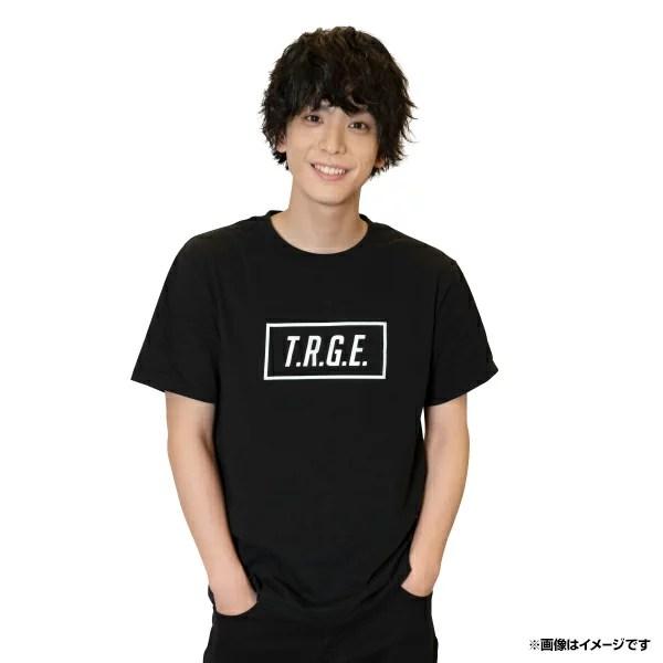 【T.R.G.E.】ボックスロゴ Tシャツ /ブラック 《楽天イーグルス》 (東北楽天ゴールデンイーグルス 野球 ファン 応援 グッズ)