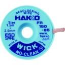 白光 ハッコーウィックノークリーン1.5MX2.5MM FR15085