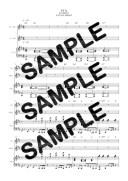 【ダウンロード楽譜】 PTA/岡崎体育(ピアノ弾き語り譜 初級1)
